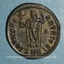 Coins Maximin II Daza, auguste (309-313). Follis. Nicomédie, 1ère officine. 311-313. R/: Jupiter