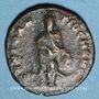 Coins Maximin II. Monnayage semi-autonome pour Antioche. 1/4 follis. Antioche 2e officine, 311-312