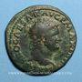 Coins Néron (54-68). As. Lyon, 66. R:/ Victoire