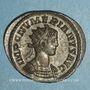 Coins Numérien (283-284). Antoninien. Lyon, 3e officine. 284. R/: la Piété