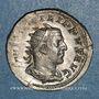 Coins Philippe I (244-249). Antoninien. Rome, 2e officine, 248 R/: la Tranquilité