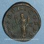 Coins Philippe I (244-249). Sesterce. Rome, 246. R/: la Félicité