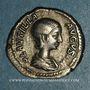 Coins Plautille, épouse de Caracalla († 212). Denier. Rome, 203. R/: Plautille