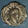 Coins Postume (260-269). Antoninien. Cologne, 260-265. R/: Mars