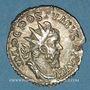 Coins Postume (260-269). Antoninien. Cologne, 261. R/: Postume