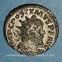 Coins Postume (260-269). Antoninien. Cologne, 265-268. R/: Diane