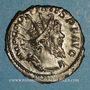 Coins Postume (260-269). Antoninien. Cologne, 265-268. R/: le Soleil