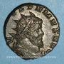 Coins Postume (260-269). Antoninien de poids lourd frappé par Auréolus. Milan, 268. R/: la Concorde