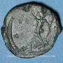 Coins Postume (260-269). Dupondius. Cologne. R/: la Paix