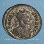 Coins Probus (276-282). Antoninien. Rome. 5e officine, 280-281. R/: la Fidélité