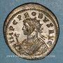 Coins Probus (276-282). Antoninien. Ticinum, 280. R/: la Santé