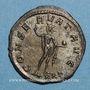 Coins Probus (276-282). Antoninien. Ticinum. 3ème officine, 277. R/: le Soleil