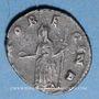 Coins Salonine, épouse de Gallien. Antoninien. Rome, 257-260. R/: Junon
