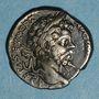 Coins Septime Sévère (193-211). Denier. Rome, 197. R/: Génie
