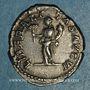 Coins Septime Sévère (193-211). Denier. Rome, 209. R/: la Libéralité