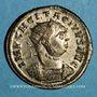 Coins Tacite (275-276). Antoninien. Ticinum, 3e officine, 276. R/: la Santé