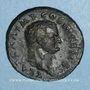 Coins Titus, césar (69-79). As. Rome, 74. R/: la Victoire