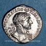 Coins Trajan (98-117). Denier. Rome, 116. R/: la Félicité
