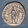Coins Trajan Dèce (249-251). Antoninien. Rome, 250-251. R/: Génie