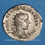 Coins Trébonien Galle (251-253). Antoninien. Rome, 252. R/: l'Abondance