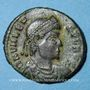 Coins Valens (364-378). Centénionalis. Siscia, 1ère officine, 364-367. R/: Victoire