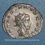 Coins Valérien II, césar (256-258). Antoninien. Cologne, 257-258. R/: Jupiter