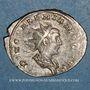Coins Valérien II, césar (256-258). Antoninien. Cologne, 258. R/: aigle