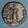 Coins Vespasien (69-79). Denier. Rome, 70. R/: l'Equité