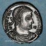 Coins Vétranion (350). Maiorina. Siscia, 5e officine, 350. R/: Vétranion
