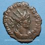 Coins Victorin (269-271). Antoninien. Cologne, 270-271. R/: le Soleil