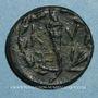 Coins Auguste (27 av. - 14 ap. J-C). Bronze. Cyzique