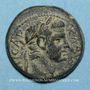 Coins Claude (41-54). Bronze. Aizanoi (Phrygie). Socrates, magistrat