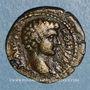 Coins Commode, césar (166-177). Bronze. Elée (Eolide)