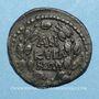 Coins Epoque de Trajan Dèce (249-251). Maeonia. Monnayage pseudo-autonome. Bronze