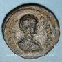 Coins Géta, césar (198-209). Bronze. Dium, Décapole. An 268 = 205/6