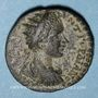 Coins Gordien III (238-244). Bronze. Gadara, Décapole. An 303 = 239-240