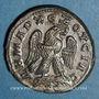 Coins Hérennia Etruscille, épouse de Trajan Dèce. Tétradrachme syro-phénicien. Antioche sur l'Oronte