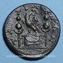 Coins Julia Domna, épouse de Septime Sévère († 217). Bronze. Tavium