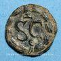 Coins Macrin (217-218). Bronze. Antioche sur l'Oronte