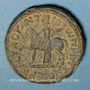 Coins Marc Aurèle (161-180). Bronze. Hippos, Décapole (Antioch ad Hippum, Galilée)