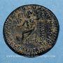 Coins Néron (54-68). Bronze. Acmoneia