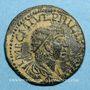 Coins Philippe I (244-249). Bronze. Antioche