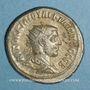Coins Philippe I (244-249). Tétradrachme syro-phénicien. Antioche sur l'Oronte