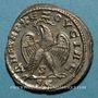 Coins Trébonien Galle (251-253). Tétradrachme syro-phénicien. Antioche sur l'Oronte