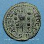 Coins Volusien (251-253). Bronze. Antioche de Pisidie