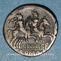 Coins République romaine. C. Junius C. f. (vers 149 av. J-C). Denier