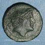 Coins République romaine. Monnayage anonyme (217-215 av. J-C). 1/2 once