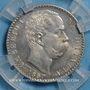 Coins Italie. Umberto I (1878-1900). 2 lires 1897 R. Rome