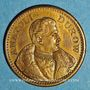 Coins Anatoli Durow (1887-1927). Jeton bronze. 22,5 mm