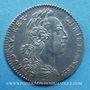Coins Assurances. Bordeaux. Courtiers royaux. Jeton argent 1768